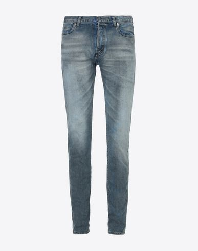 MAISON MARGIELA Slim fit 5-pocket jeans Casual pants U f