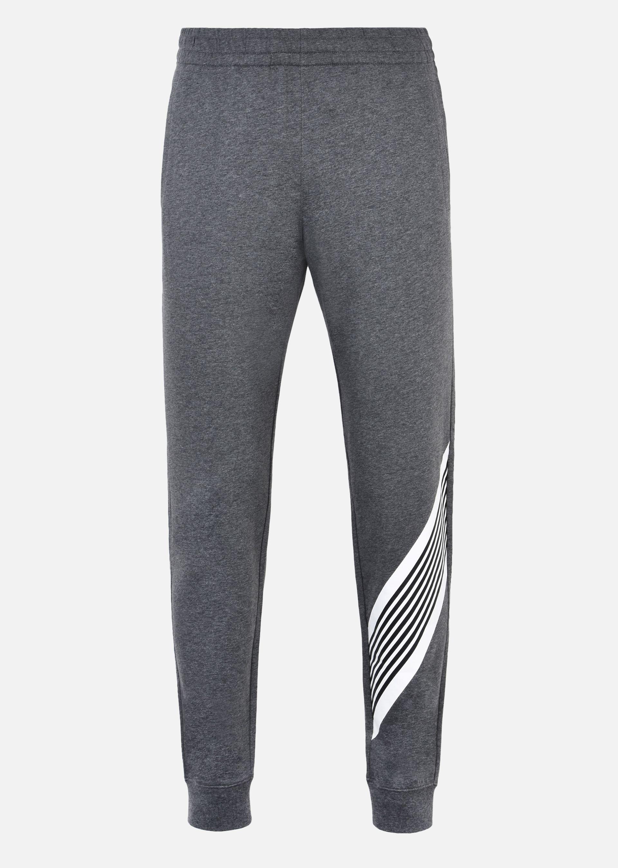EMPORIO ARMANI PANTALONI IN COTONE Pantaloni in Felpa U r