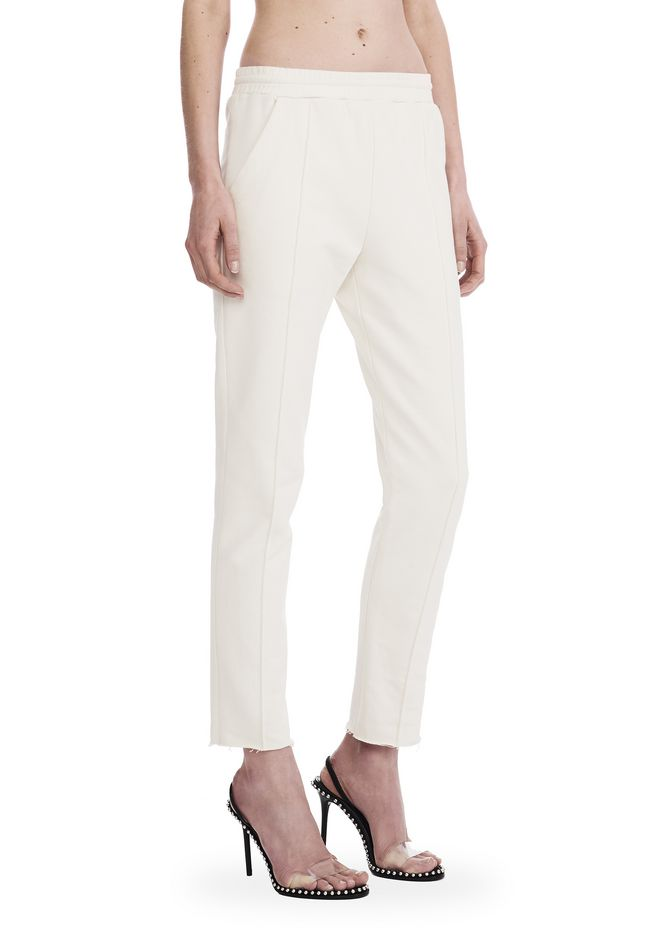T by ALEXANDER WANG new-arrivals-t-by-alexander-wang-woman DRY FRENCH TERRY PULL ON LEGGING