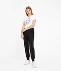 Zipped Track Trousers