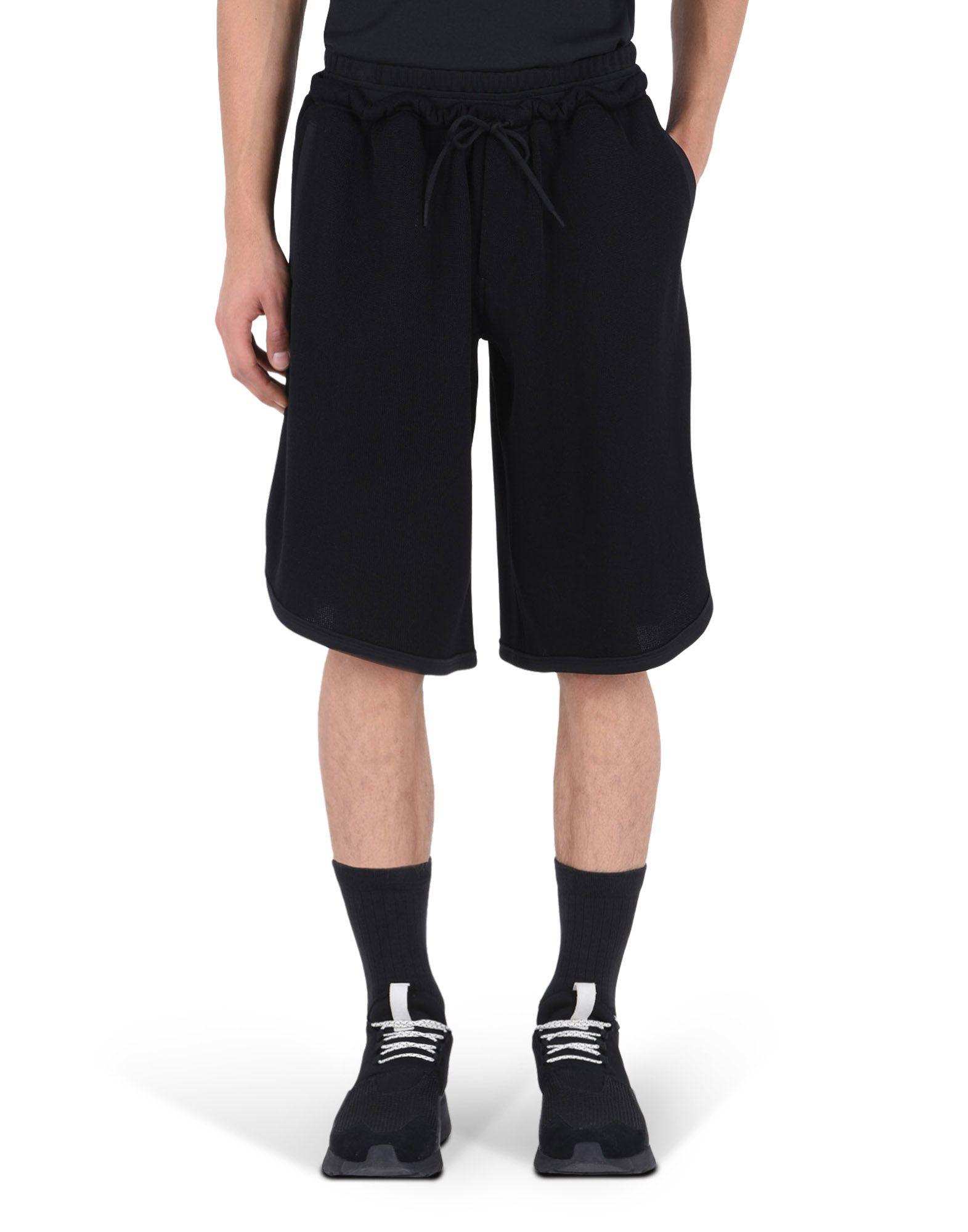 Y-3 Y-3 MESH 3-STRIPES SHORTS Shorts Man r