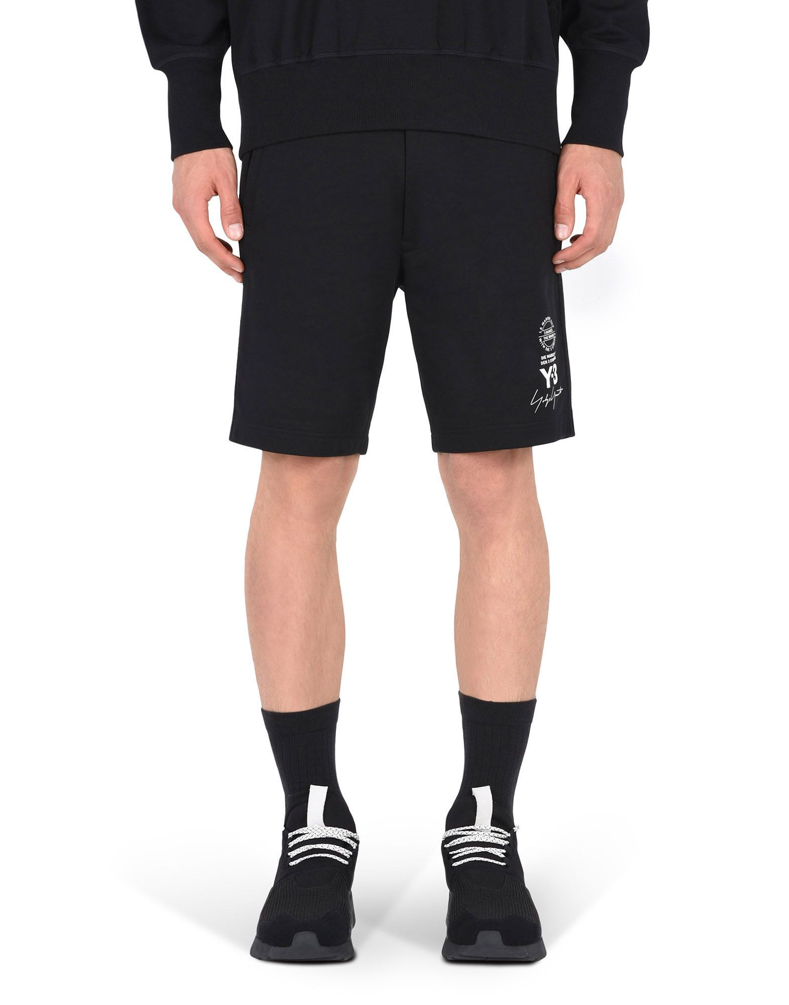 Y-3 GRAPHIC SHORTS TROUSERS man Y-3 adidas