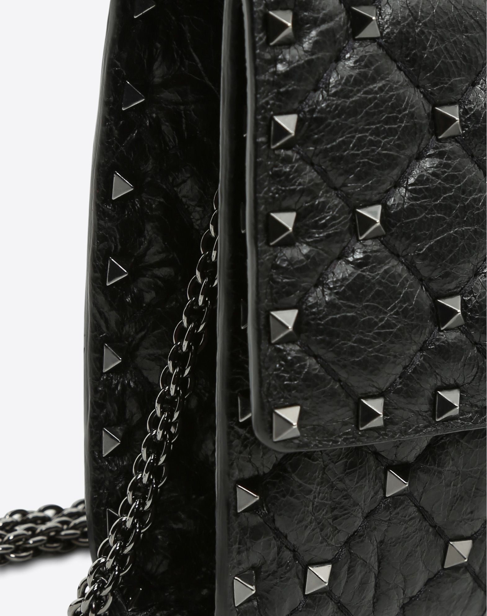 VALENTINO Rockstud Spike Chain Bag Shoulder bag D b