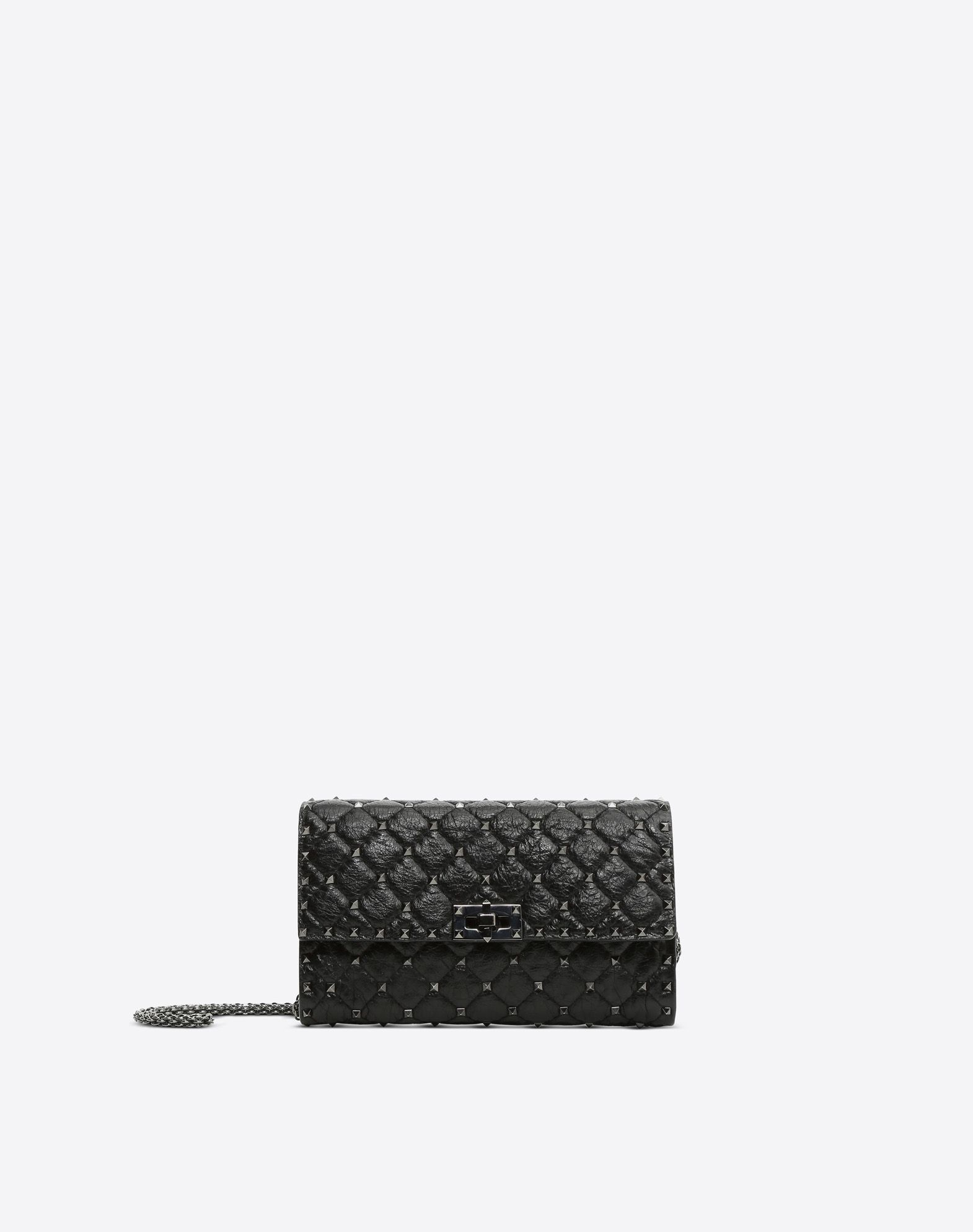 VALENTINO Rockstud Spike Chain Bag Shoulder bag D f