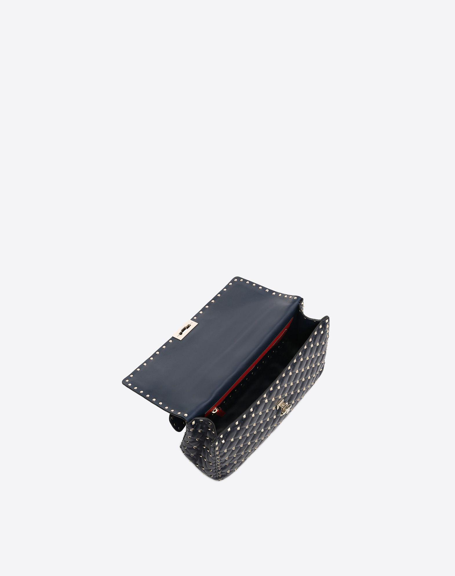 VALENTINO Rockstud Spike 链式手袋 肩背包 D e