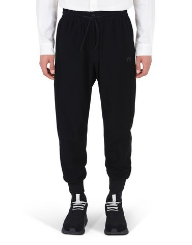 Y-3 TWILL PANTS TROUSERS man Y-3 adidas