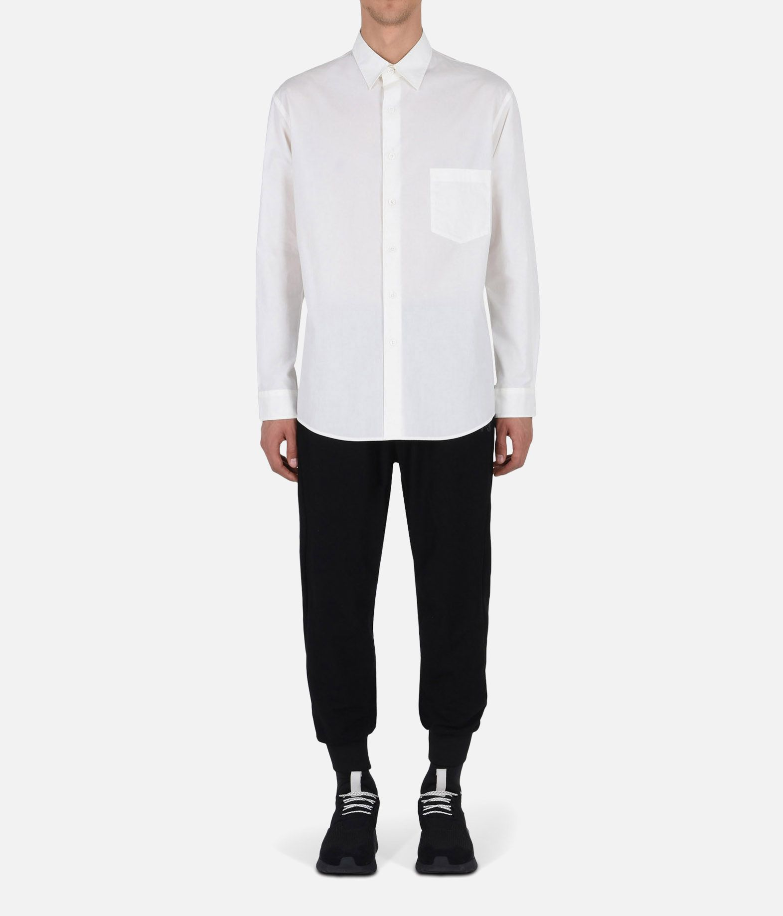 Y-3 Y-3 TWILL PANTS Casual trouser Man d