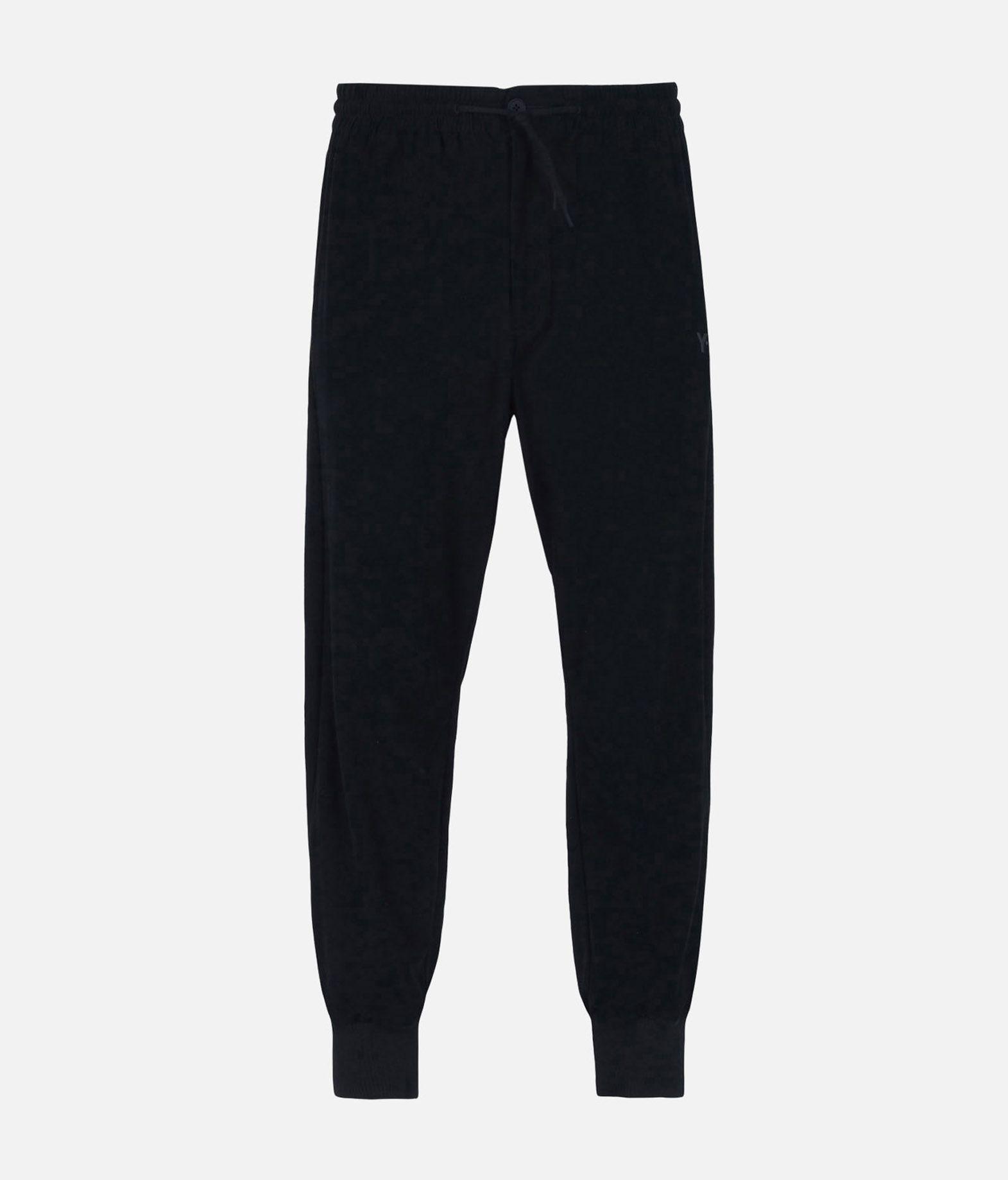 Y-3 Y-3 TWILL PANTS Casual trouser Man f