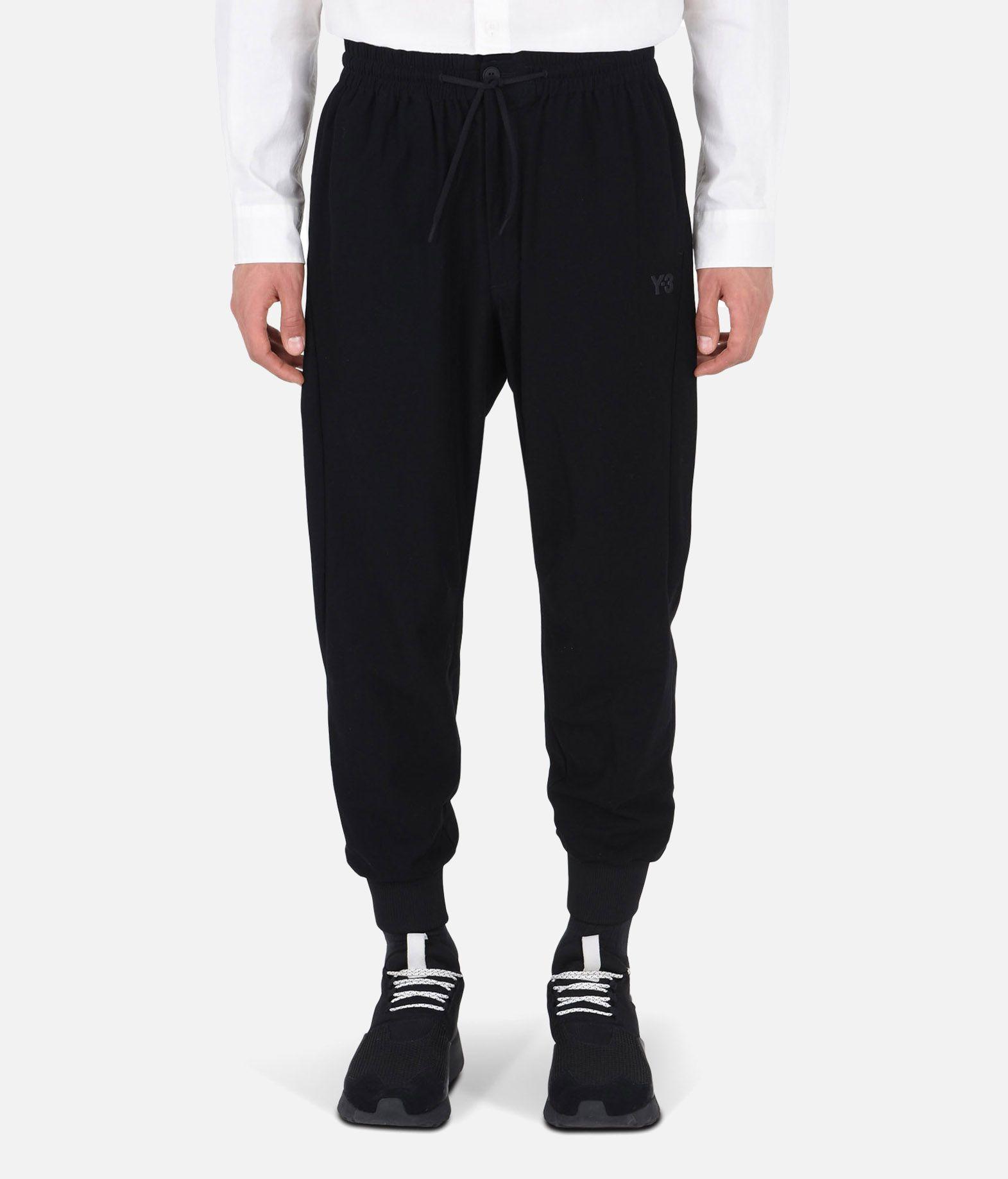 Y-3 Y-3 TWILL PANTS Casual trouser Man r