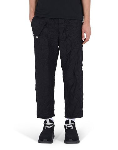 Y-3 WRINKLED PANTS TROUSERS man Y-3 adidas