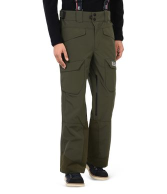 NAPAPIJRI NAK MAN SKI PANTS,MILITARY GREEN