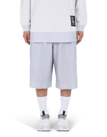 Y-3 SHEER TRACK SHORTS TROUSERS man Y-3 adidas