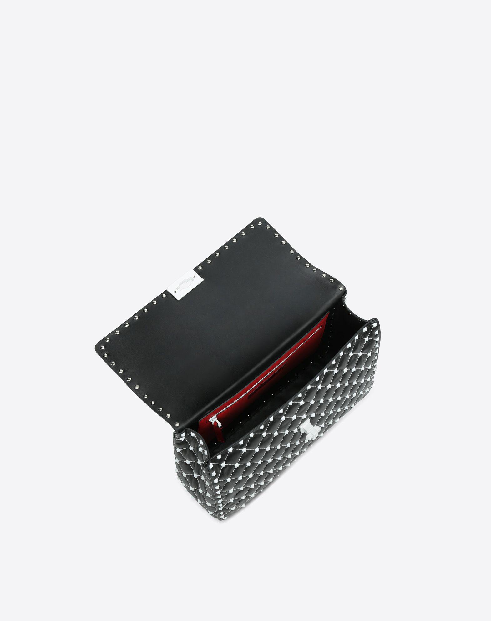 VALENTINO GARAVANI Free Rockstud Spike Chain Bag Shoulder bag D e