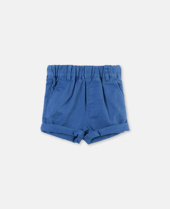 Lucas Blue Shorts