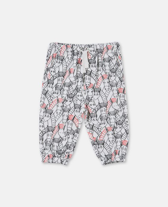Loopie Donkey Print Pants