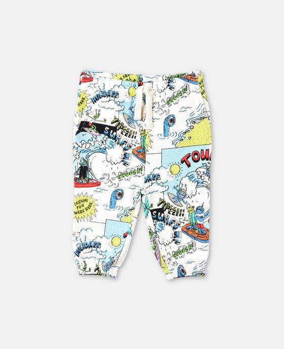 Loopie All-Over Print Pants