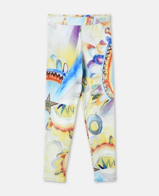 Tula Rainbow Prinbt Leggings