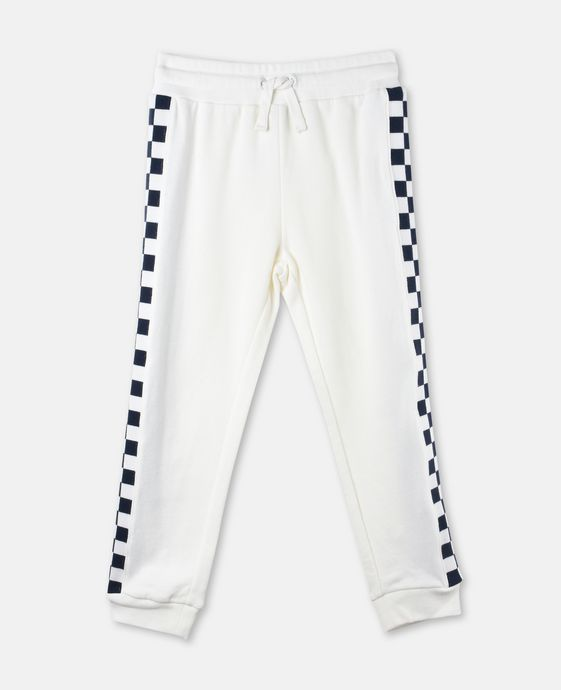 Patch Check Trousers