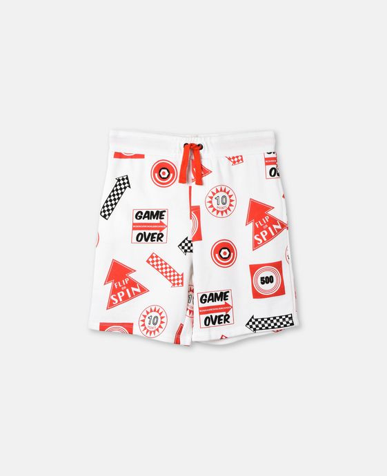 Rob Games Print Shorts