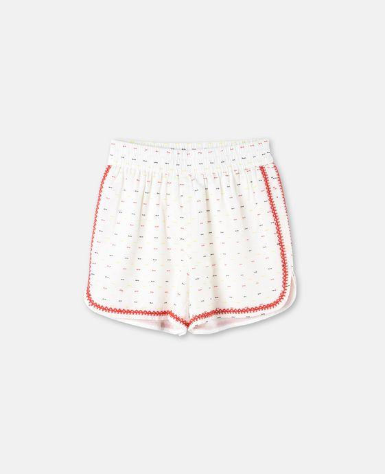 Nathalie Colour StitchinG Shorts