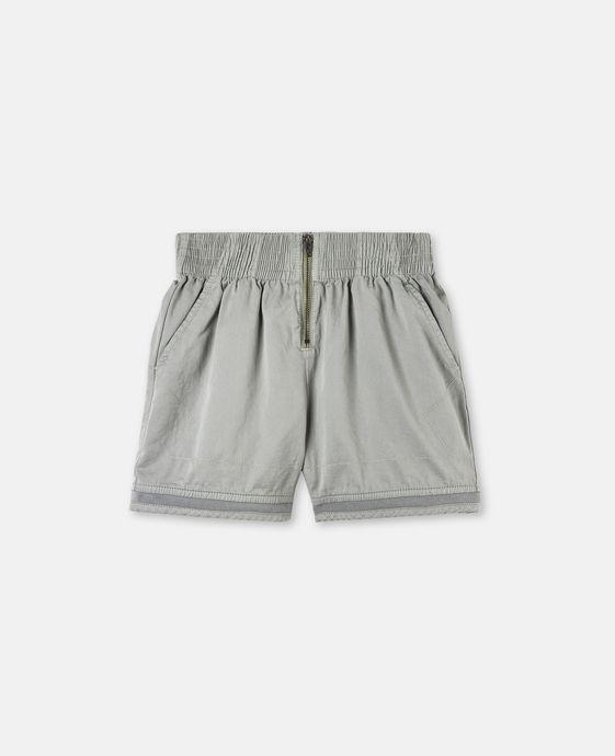 Ariela Khaki Shorts