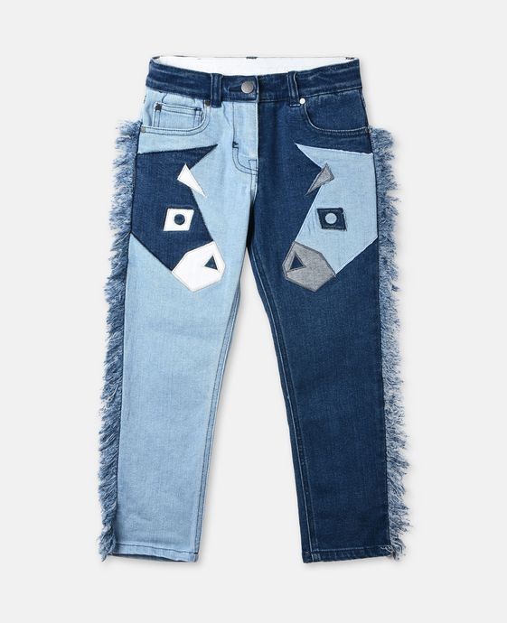 Lohan Donkey Patch Jeans