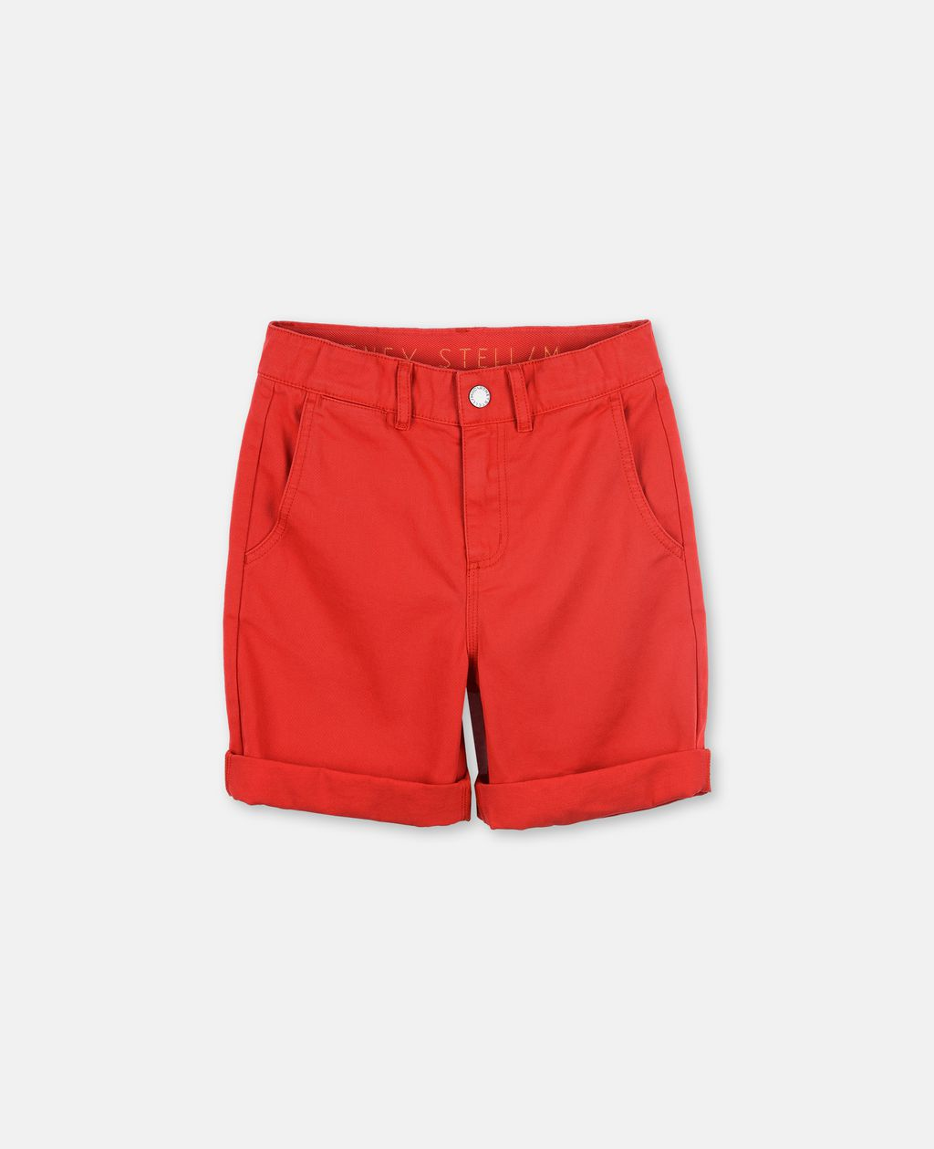 Deacon Red Shorts