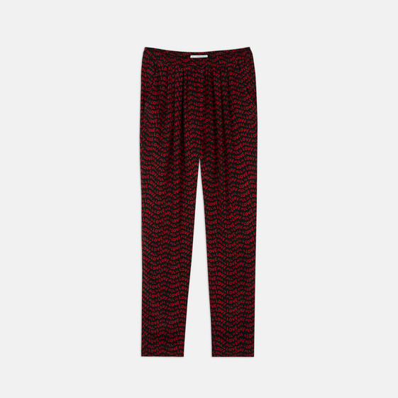 All Is Love Silk Trousers