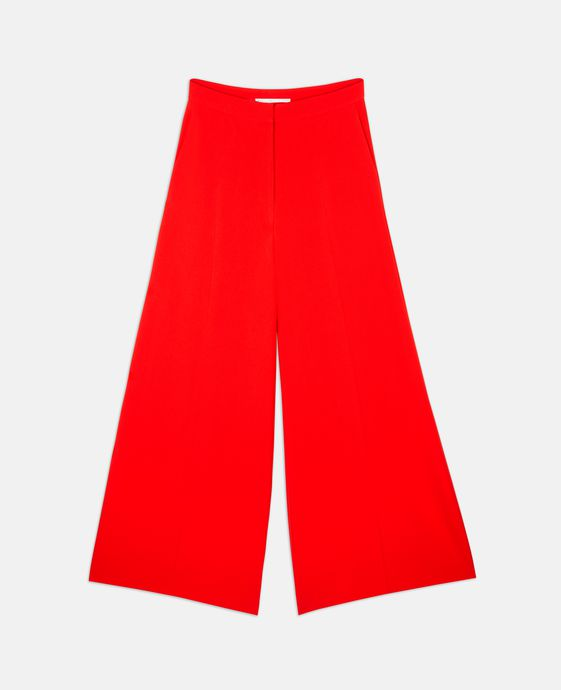 Darci Red Trousers