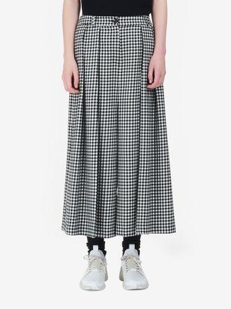 Pantaloni Gingham Atami