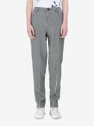 Gingham Punk Pants