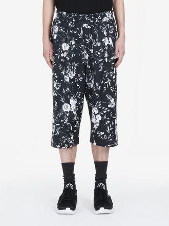 """Antique Floral"" Katsumi Shorts"