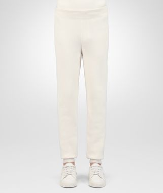 LATTE WOOL CASHMERE PANT