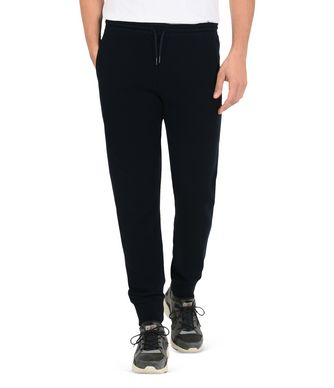 NAPAPIJRI MALLE MAN SWEATPANTS,DARK BLUE