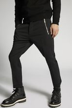 DSQUARED2 Stretch Wool Hockney Pants Trousers Man