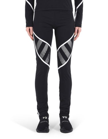 Y-3 MESH LEGGINGS TROUSERS woman Y-3 adidas