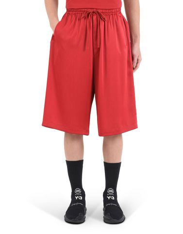 Y-3 SATIN SHORTS PANTS woman Y-3 adidas