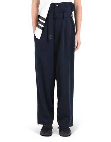 Y-3 HIGH WAIST PANTS PANTS woman Y-3 adidas