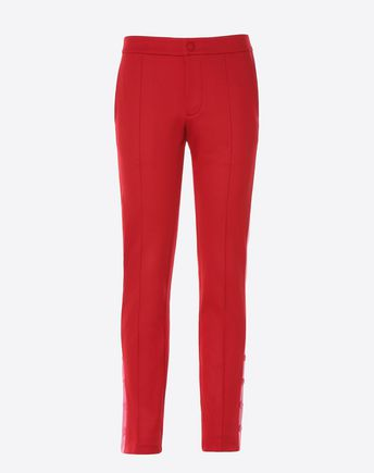 VALENTINO Trousers U Trousers with contrasting bands f