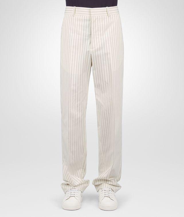 BOTTEGA VENETA LATTE COTTON PANT Jeans or Pant Man fp