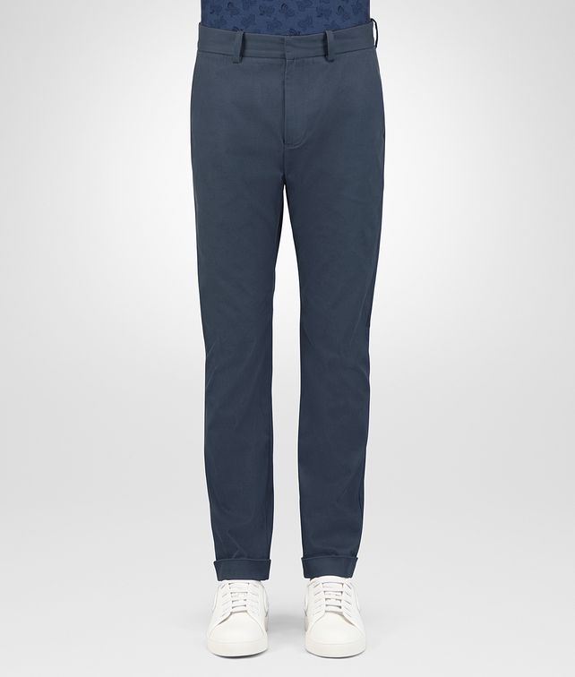 BOTTEGA VENETA DENIM COTTON PANT Trouser or jeans Man fp