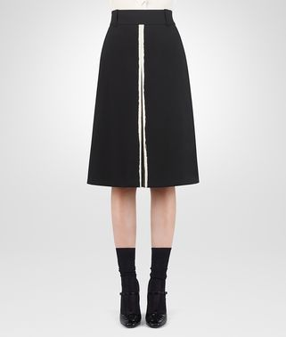 NERO WOOL SKIRT