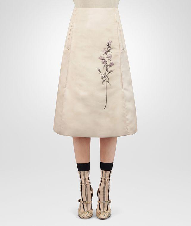 BOTTEGA VENETA BOTANICAL PRINT TECH DUCHESSE SKIRT Skirt or pant [*** pickupInStoreShipping_info ***] fp
