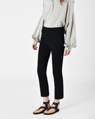 ISABEL MARANT PANT Woman LUDLOW stretch pants r