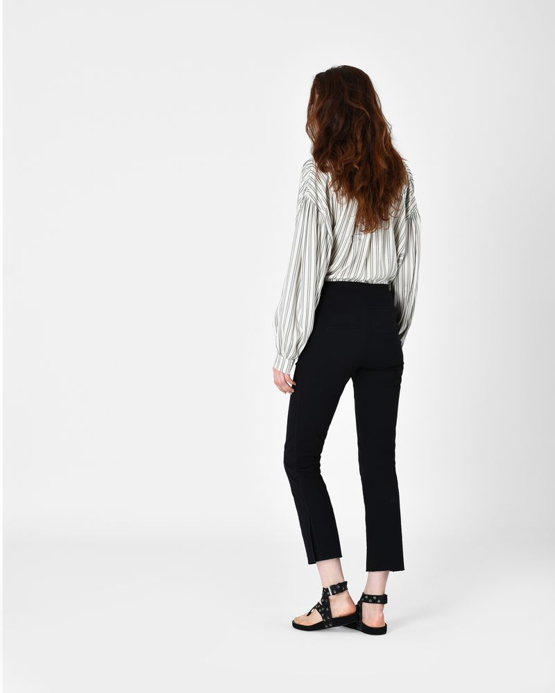 LUDLOW stretch pants ISABEL MARANT