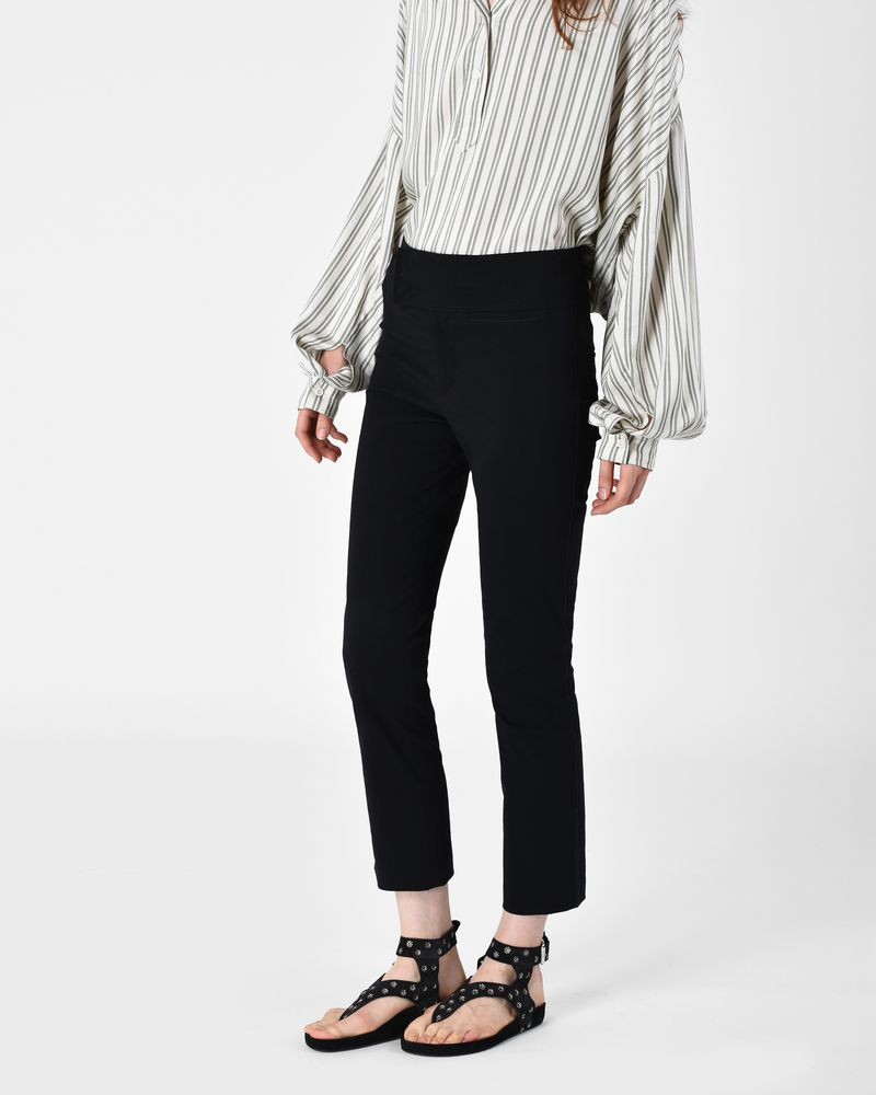 LUDLOW stretch trousers ISABEL MARANT