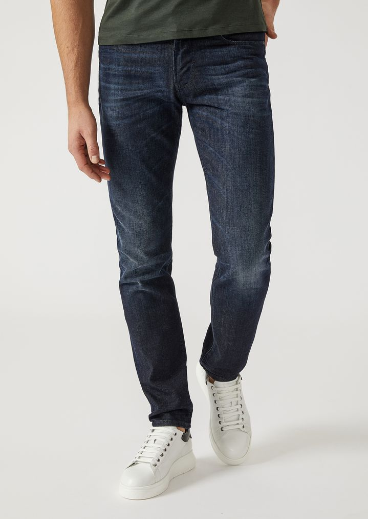 jeans armani jeans homme