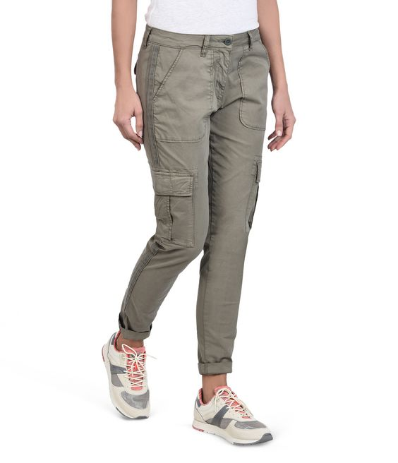 NAPAPIJRI MARIN Cargo trousers Woman f