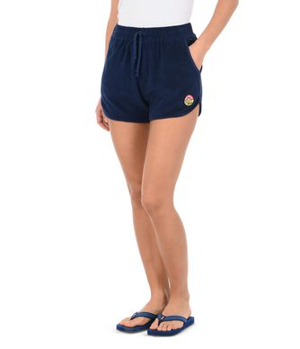 NAPAPIJRI NABA WOMAN SHORTS,DARK BLUE