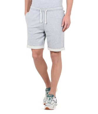 NAPAPIJRI NYELA MAN BERMUDA SHORTS,LIGHT GREY